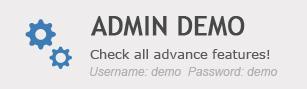 admin-theme-demo